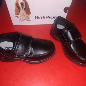 Hush puppies toddler shoes 9m